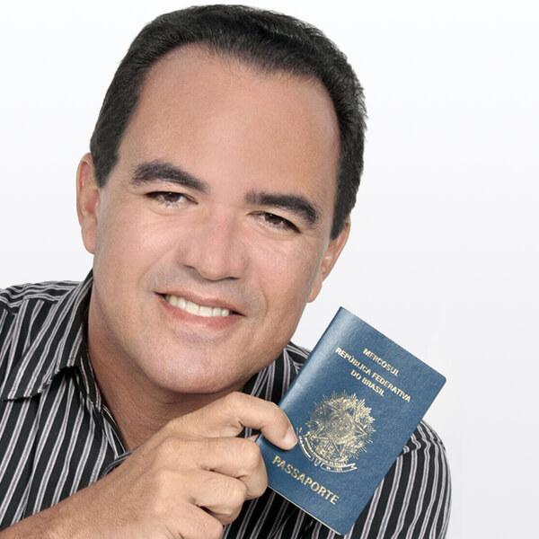 Marcos Davi Carvalho, colunista Lithoral News. Coluna Mundo Passaporte