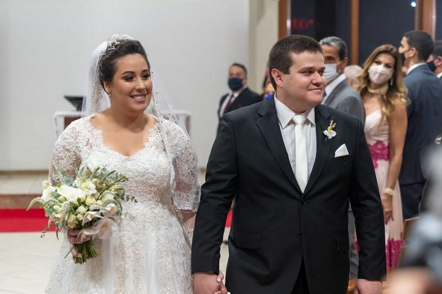 Victoria Dórea Lima e Daniel Pereira Fernandes
