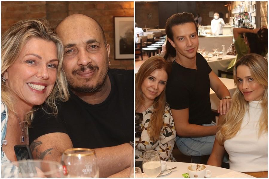 Anne Pepela, Luiz Alberto, João Wehmuth, Sonya Jadresten e Fernanda Fink
