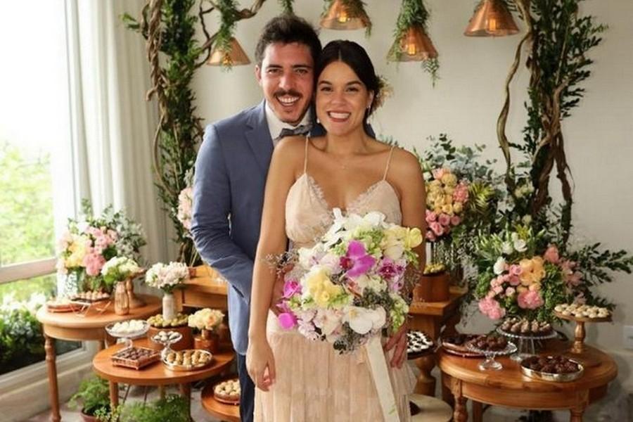 Carla Cristina Rios do Amaral e João Victor Donatelli