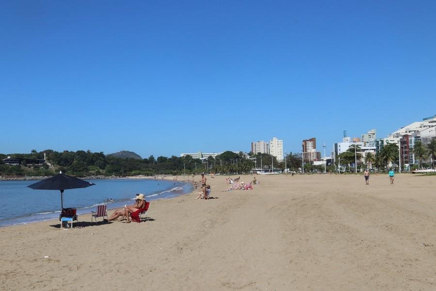 Praia de Camburi - Vitória