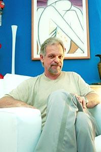 O consagrado ator e Diretor Marcos Waiberg estará na Bahia, para ministrar Curso para atores no dia 15 de fevereiro em Salvador e para gravar. (Crédito: Divulgação)